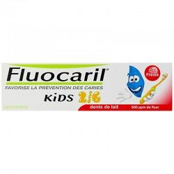 Pasta Dentífrica Fluocaril Kids. De 2 a 6 años