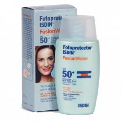 Fotoprotector ISDIN FusionWater SPF50+ Protección Muy Alta