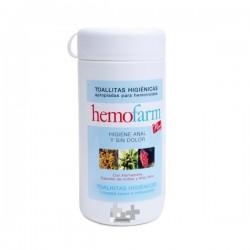 Hemofarm Plus Higiene Anal Sin Dolor