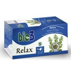 Infusión Bio3 Relax. 25 bolsitas