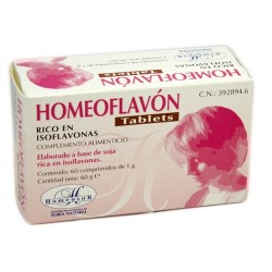 Homeoflavón Rico en isoflavonas. 60 comprimidos de 1g