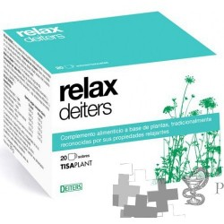 Imagén: Relax Deiters Infusión
