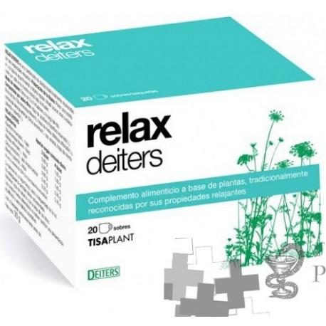 Relax Deiters Infusión