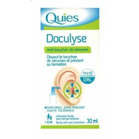Doculyse Spray Anti Cerumen Quies