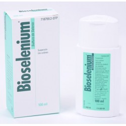 BIOSELENIUM (25 MG/ML SUSPENSION TOPICA 100 ML )