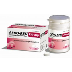 AERO RED (120 MG 40 COMPRIMIDOS MASTICABLES )