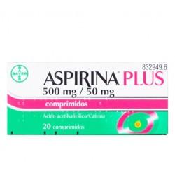 ASPIRINA PLUS (20 C0MP)