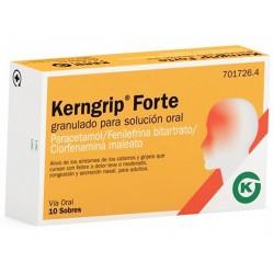 KERNGRIP FORTE (10 SOBRES GRANULADO SOLUCION ORAL)