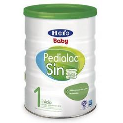 Leche Hero Baby Pedialac Sin