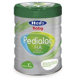 Leche hero Baby Pedialac HA hipoalergénica