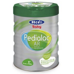 Leche Hero Baby Pedialac AR. Desde el Primer Día