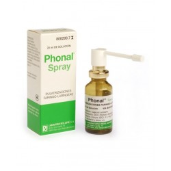 Phonal Spray aerosol solución 20ml