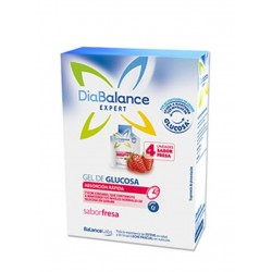 Gel de glucosa de absorción rápida DiaBalance