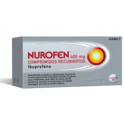 NUROFEN 400 mg 12 comprimidos recubiertos