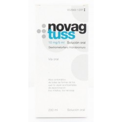 NOVAG TUSS 2 MG/ML SOL.ORAL 200 ML