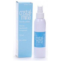 CRISTALMINA (10 MG/ML SOLUCION TOPICA FRASCO 25 ML)