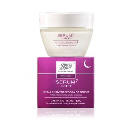 Crema Noche SERUM7 LIFT Advanced