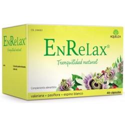 EnRelax  Relajante 48 Cápsulas