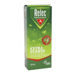 Relec Repelente Insectos Spray Extra Fuerte 75ml