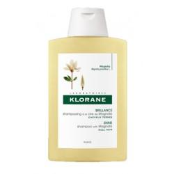 Champú a la Cera de Magnolia Brillo Klorane 400ml
