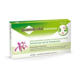 JuanolCold Resfriados Comprimidos