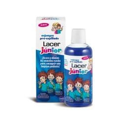 Enjuague pre cepillado Lacer Júnior 500ml