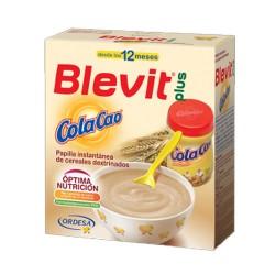 Blevit Plus Cola Cao Papilla Cereales 600grs