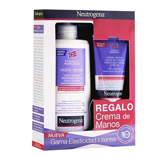 Neutrogena Pack Crema manos y loción corporal