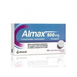 Almax 500 mg 24 comprimidos