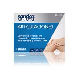 Sandoz Bienestar ARTICULACIONES 30 cápsulas
