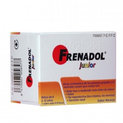 FRENADOL JUNIOR (10 SOBRES SOL.ORAL)