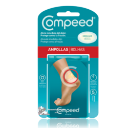 Compeed Ampollas Medianas 5 Apósitos