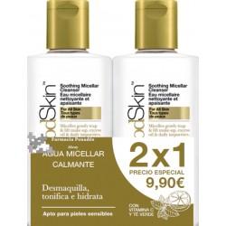 YGS agua micelar calmante 150 ml +150 ml