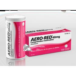 AERO RED (40 MG 100 COMPRIMIDOS MASTICABLES )