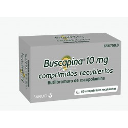 BUSCAPINA (10 MG 60COMP)