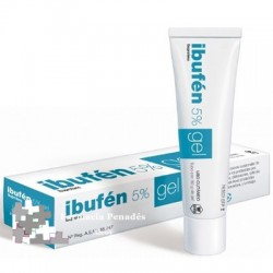 IBUFEN TOPICO (50 MG/G GEL 50 G)