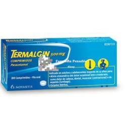 Termalgin 500 mg comprimidos
