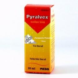 PYRALVEX SOL. TOPICA 10 ML