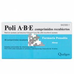 POLI  ABE 30 GRAGEAS