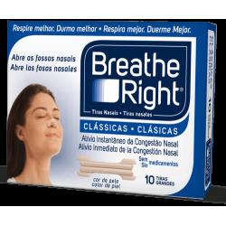 Breath Right 10 tiras nasales