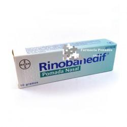 RINOBANEDIF POMADA NASAL 10 G