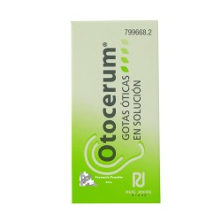 OTOCERUM GOTAS OTICAS 10 ML