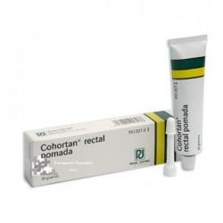 COHORTAN RECTAL (POMADA RECTAL 30 G)