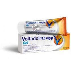 VOLTADOL 11.6 mg/g gel  100gramos
