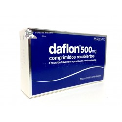 DAFLON 500 mg. 60 comp.