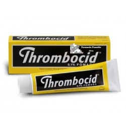 THROMBOCID 1 mg/g pomada 60 g.