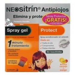 NEOSITRIN ANTIPIOJOS PACK (SPRAY GEL + PROTECT)