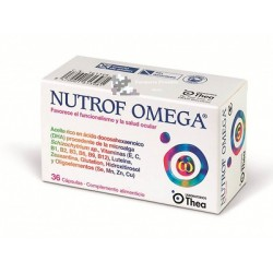 Ver más grande NUTROF Omega 36 cápsulas