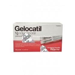 GELOCATIL (1 G 12 SOBRES SOLUCION ORAL)