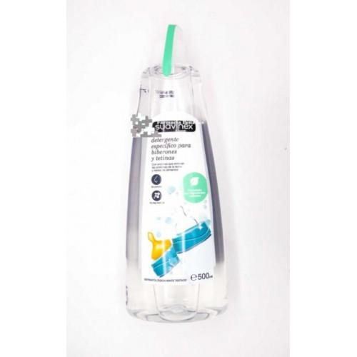 SUAVINEX detergente especicífico para biberones y tetinas